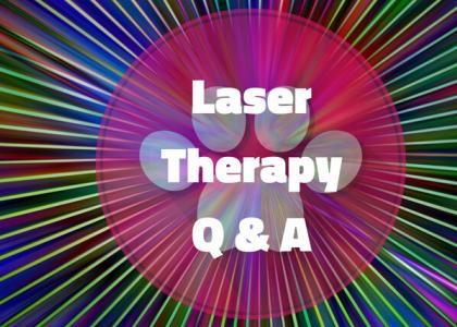 Laser Therapy Q & A